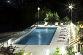 NEW OUTDOOR SWIMMING POOL WITH SOLARIUM - CASCINA DEL VAI